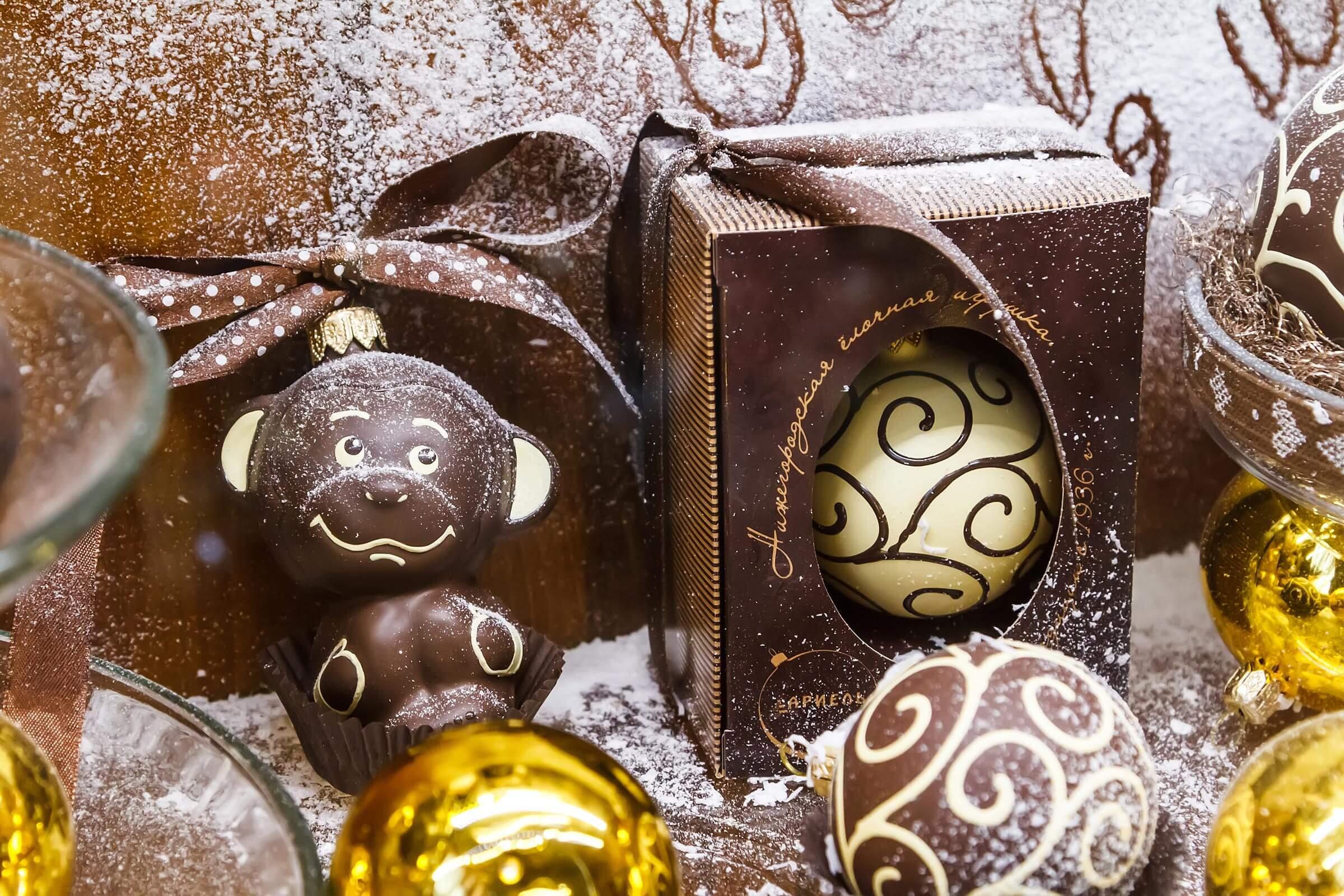 «Шоколадная» коллекция